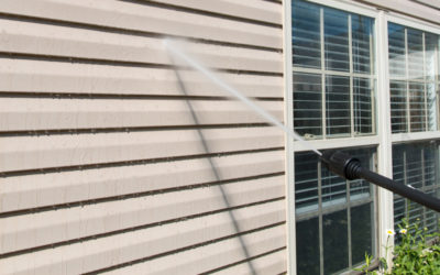 Benefits of Power Washing your Home